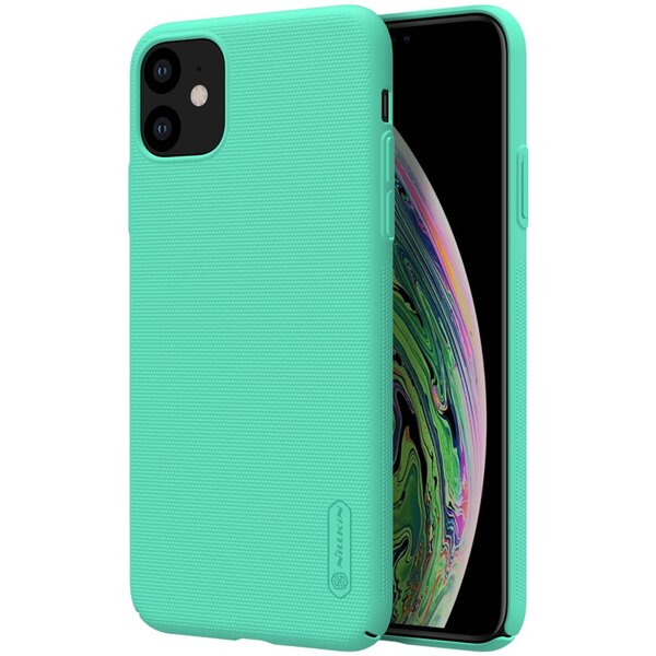 Nillkin Super Frosted Back Cover for iPhone 11 Mint Green