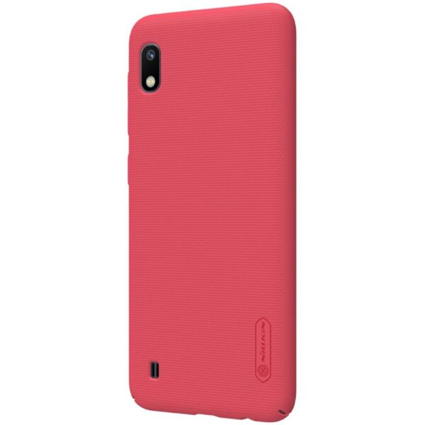 Nillkin Super Frosted Back Cover for Samsung Galaxy A10 Red