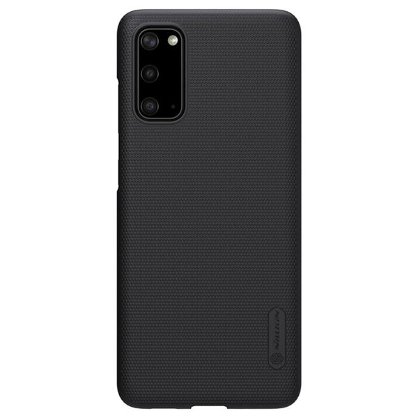 Nillkin Super Frosted Back Cover for Samsung Galaxy S20 Black