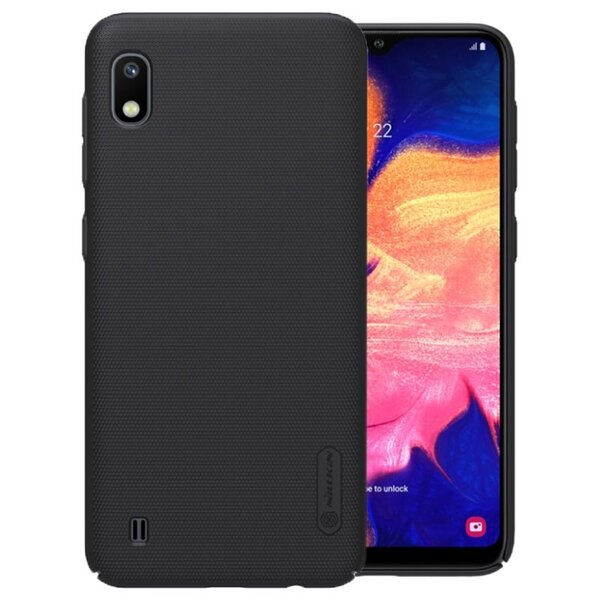 Nillkin Super Frosted Back Cover for Samsung Galaxy A10 Black
