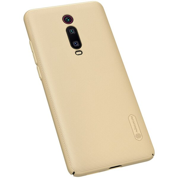 Nillkin Super Frosted Back Cover for Xiaomi Mi9 T Gold