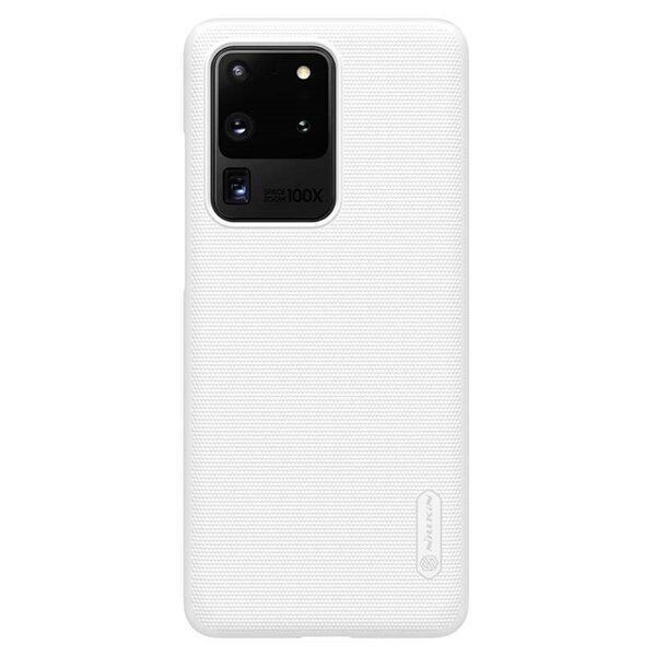 Nillkin Super Frosted Back Cover for Samsung Galaxy S20 Ultra White