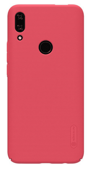 Nillkin Super Frosted Back Cover for Huawei P Smart Z Red