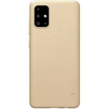 Nillkin Super Frosted Back Cover for Samsung Galaxy A71 Gold