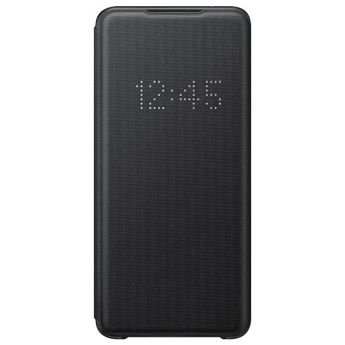 EF-NG988PBE Samsung LED S-View Case for Galaxy S20 Ultra Black (EU Blister)