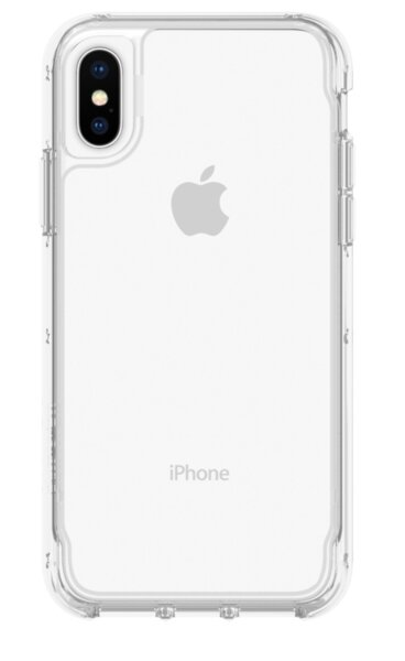 Griffin Survivor Strong for iPhone X/XS - Clear
