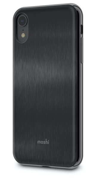 Moshi iGlaze for iPhone XR - Armour Black