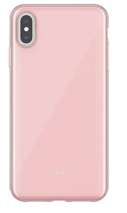Moshi iGlaze for iPhone XS Max - Taupe Pink