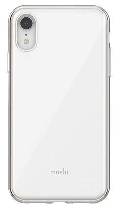 Moshi iGlaze for iPhone XR - Pearl White