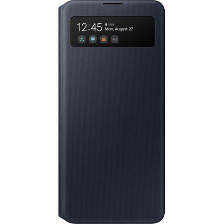 Оригинален черен калъф Samsung A51 S View Wallet Bookcase with Intelligent Display