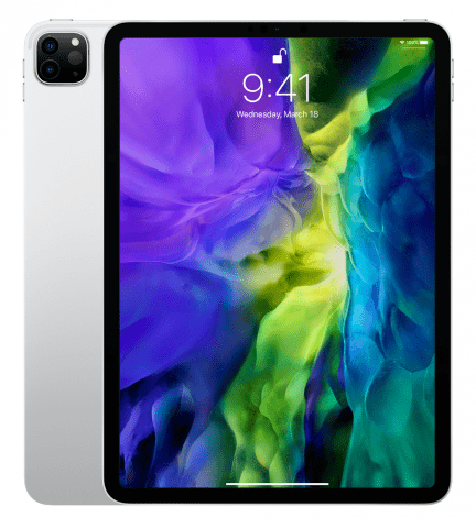 Таблет Apple 11-inch iPad Pro (2nd) Cellular 128GB - Silver