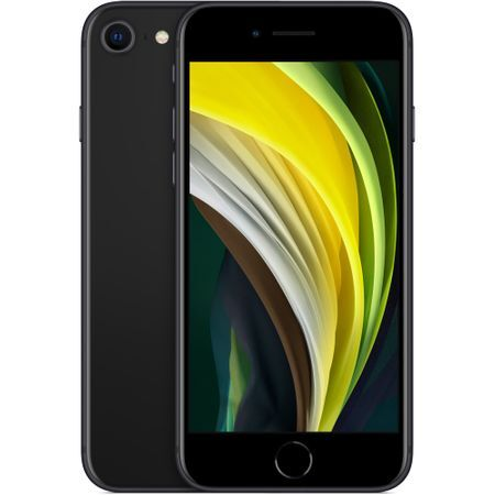 Смартфон Apple iPhone SE 2020, 64GB, Black