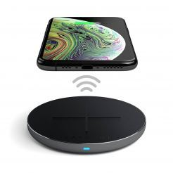 Satechi Trio Wireless Charging Pad (Apple Watch, Airpods, iPhone) - Black