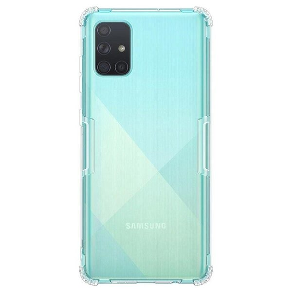 Nillkin Nature TPU Cover for Samsung Galaxy A71 Transparent