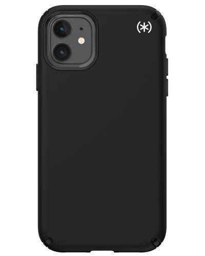 Калъф Speck iPhone 11 PRESIDIO2 PRO - BLACK/BLACK/WHITE