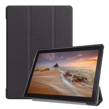 Tactical Book Tri Fold Case for iPad Pro 11 Black