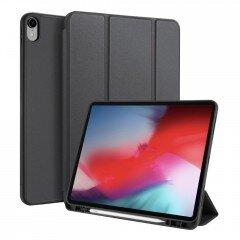 Tactical Book Tri Fold Pouzdro pro iPad Pro 12.9 2018 Black