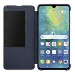 Huawei Original S-View Case Deep Blue for Huawei Mate 20 (EU Blister)