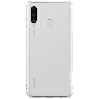 Гръб за Huawei p30 lite Nillkin nature tpu case - Прозрачен