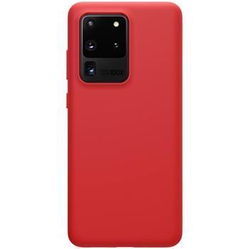 Nillkin Flex Pure Liquid Silicone Cover for Samsung Galaxy S20 Ultra Red