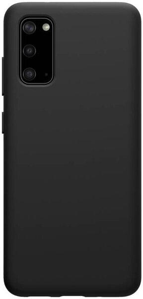 Nillkin Flex Pure Liquid Silicone Cover for Samsung Galaxy S20 Black