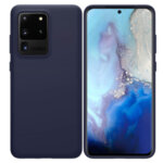 Nillkin Flex Pure Liquid Silicone Cover for Samsung Galaxy S20 Ultra Blue