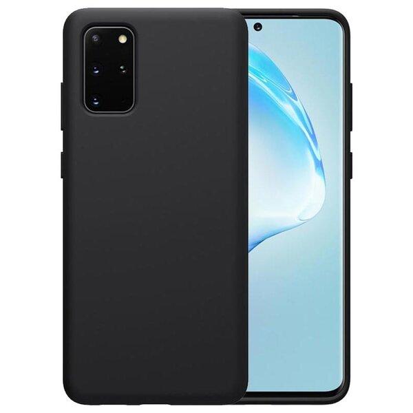 Nillkin Flex Pure Liquid Silicone Cover for Samsung Galaxy S20+ Black