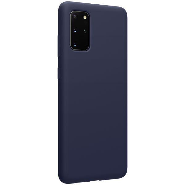 Nillkin Flex Pure Liquid Silicone Cover for Samsung Galaxy S20+ Blue