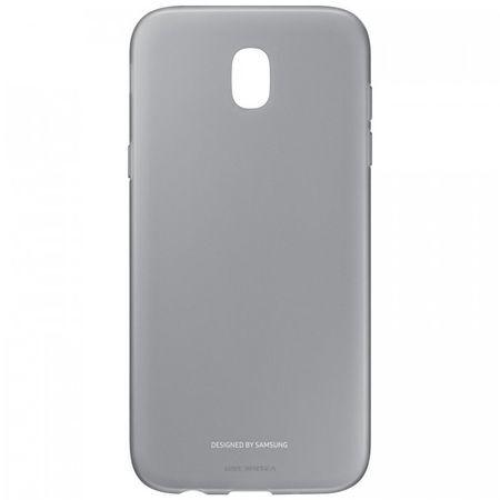 Силиконов гръб Omni Jelly Cover за Samsung Galaxy J5 (2017), Черен