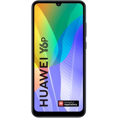 Смартфон Huawei Y6P, Dual SIM, 64GB, Midnight Black