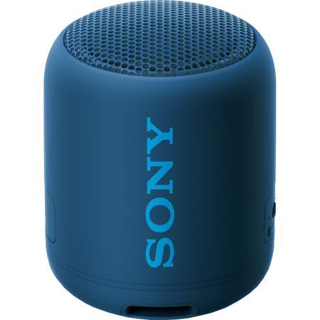 SONY EXTRA BASS SRS-XB12 Portable Bluetooth Speaker - Blue
