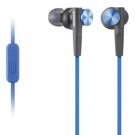 SONY MDR-XB50APL Headphones - Blue
