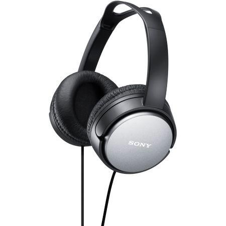 Слушалки - Sony Headset MDR-XD150 black