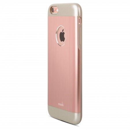 Moshi iGlaze Armour for iPhone 6 Plus/6s Plus - Golden Rose