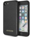 GUHCI8GLBK Guess IriDescent TPU Cover for iPhone 7/8/SE2020 Black