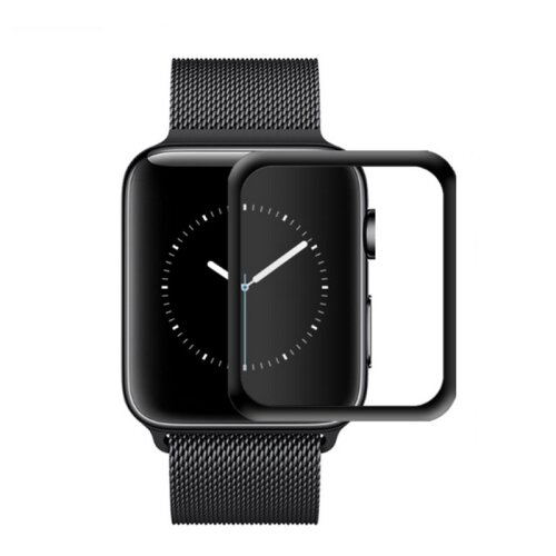 Mocolo 3D Tempared Glass  Black pro Apple Watch 40mm