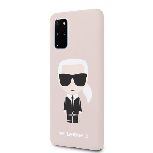 Capa Traseira para Samsung Galaxy S20 Plus Black - 3700740473276 - 165713