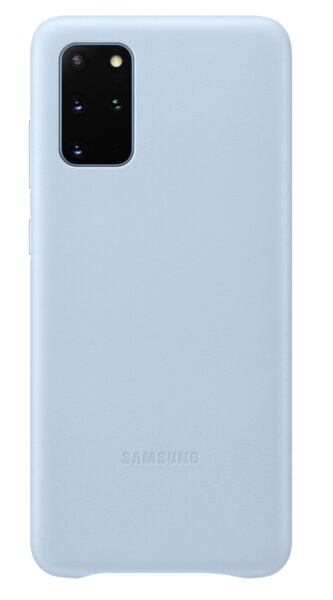 EF-VG985LLE Samsung Leather Cover for Galaxy S20+ Blue (EU Blister)