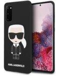 KLHCS62SLFKBK Karl Lagerfeld Full Body Cover for Samsung Galaxy S20 Black