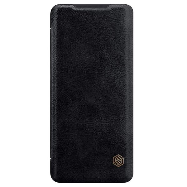 Калъф Nillkin Qin Book Case for Samsung Galaxy S20 plus - Черен