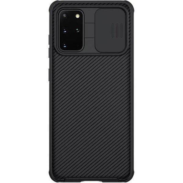 Nillkin CamShield Pro Hard Case for Samsung Galaxy S20+ Black