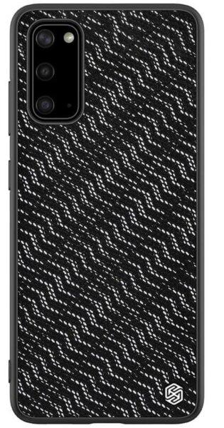Nillkin Twinkle Hard Case for Samsung Galaxy S20 Silvery