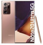 Samsung Galaxy Note 20 Ultra, 256GB, 8GB Ram, Dual SIM, Mystic Bronze