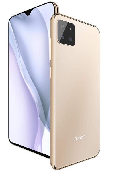 Смартфон CUBOT x20 , 4GB Ram, 64GB, Gold