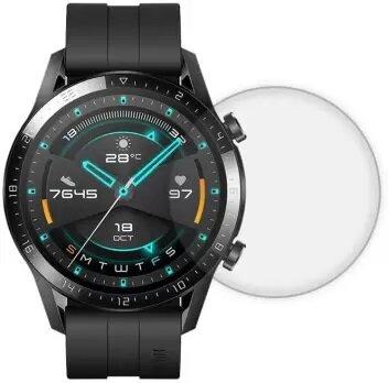 Стъклен протектор 2.5D 0.3mm 4Phones за Huawei Watch GT2 46mm
