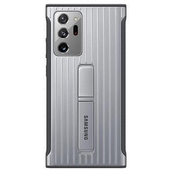 Калъф от Samsung Protective Standing Cover за N985 Galaxy Note 20 Ultra Silver