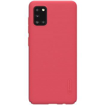 Калъф от Nillkin Super Frosted Back Cover за Samsung Galaxy A31 Bright Red