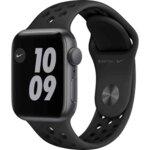 Apple Watch Nike SE, GPS, Корпус Space Gray Aluminium 40mm, Anthracite/Black Nike Sport Band