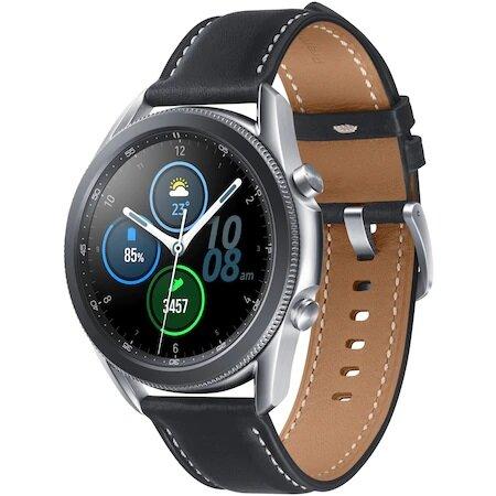 Смарт часовник Samsung Galaxy Watch 3, 45 мм, Silver