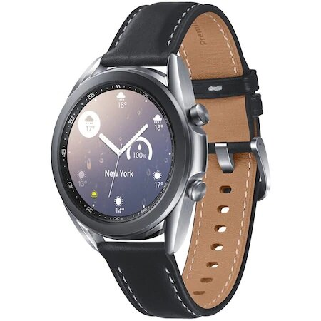 Часовник Samsung Galaxy Watch 3, 41 мм, Silver
